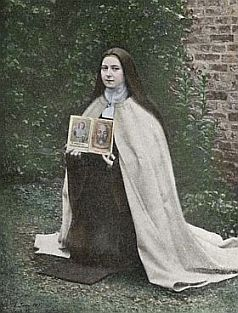 St. Therese of the Child Jesus' book so touched hearts everywhere that she was canonized as a saint in 1925 and made a Doctor of the Church in 1997!