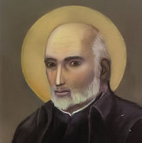 Alphonsus Rodriguez was born in Spain in 1531, the third of eleven children.