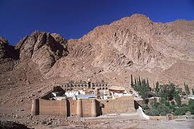 Catherine's Monastery on Mount Sinai