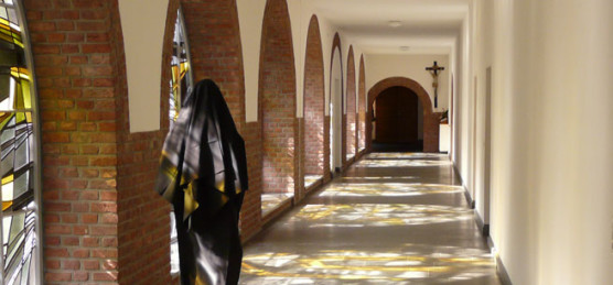 Cistercian Convent of St. Mary in Helfta, once the 'crown of German convents'