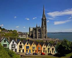 Newer Cathedral of St Colman, Cobh, Co Cork