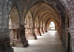 A Columban monastery in Europe