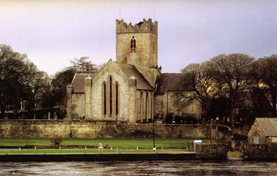 Killaloe, St. Flannan Cathedral