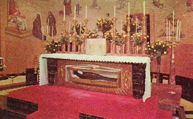 The final resting place of Saint Frances Xavier Cabrini is located at 701 Fort Washington Avenue, New York.