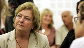 Nobel Peace Laureate, Mairéad Corrigan Maguire