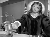 Jesus judge