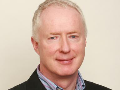 Éamonn Meehan - Trócaire's new executive director