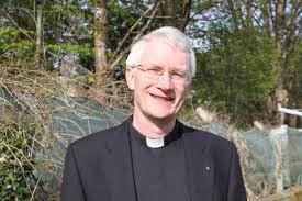Bishop-elect Ray Browne