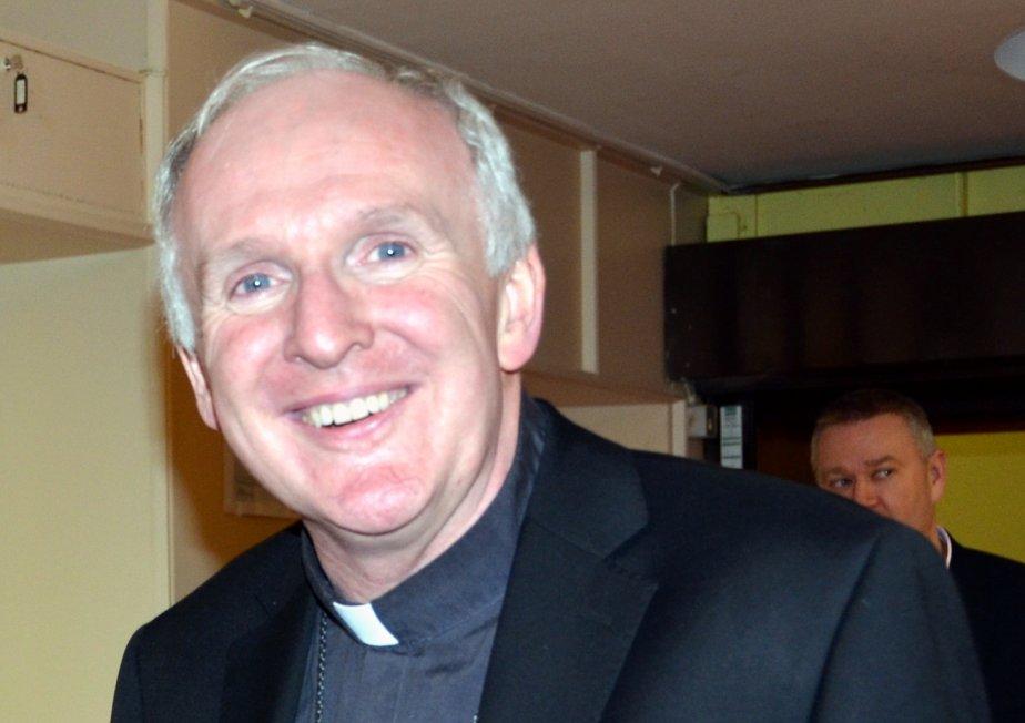 Bishop Brendan Leahy (pic courtesy Robert Samson)