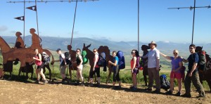 MSC pilgrimage to Santiago de Compostela