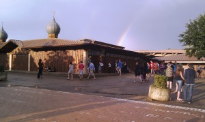 The Church of Reconciliation, Taizé. Photo: Fr Damian McNeice