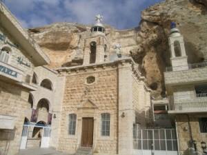 Deir Mar Takla, Maaloula, Syria