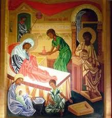 Marys birth