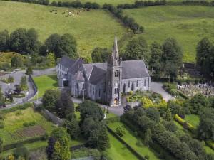 Abbeyleix Parish church