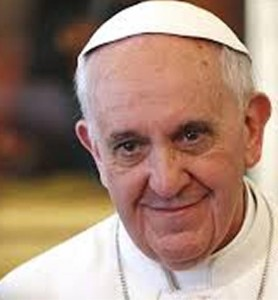 """""""The Church is not an NGO,"""" Pope Francis"""