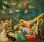 Giotto's 'Lamentation over Jesus'