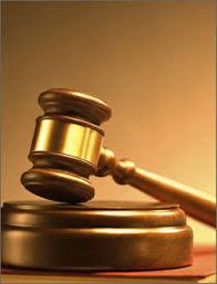 Judges gaval