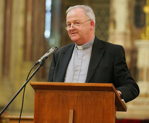 Bishop Brendan Kelly