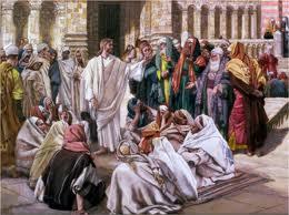 Jesus and Saducees