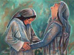 Mary and Eliz