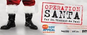 Operation Santa - SVP toy appeal