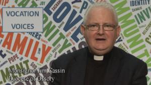 Mgr Jim Cassin