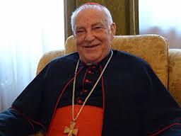 Cardinal Zenon Grocholewski.