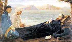 F. Xavier dies