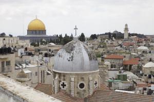 Jerusalem's Old City.