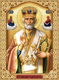 Dec 6 St Nicholas Santa Claus Catholicireland