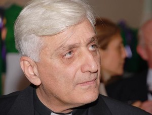 Chaldean Catholic Bishop of Aleppo, Antoine Audo, SJ.
