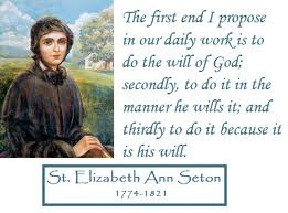 Elizabeth Seton 2