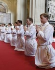 Ordination of Legionary Priests in Rome in 2013
