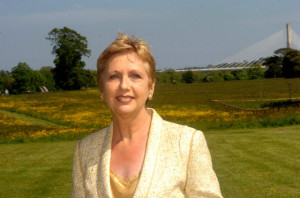 Former president, Dr Mary McAleese. Pic: courtesy Meath Chronicle.