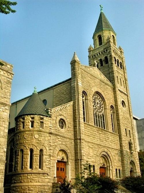 St Peter's Church, Capitol Hill, Washington