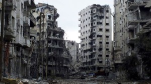 Syrian damage