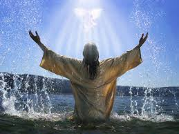 THE Bapism of Jesus