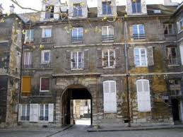 Building at Rue des Ursulines in Paris. In 1767 Nano stayed with the Ursuline Sisters here.