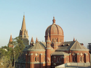The Cathedral in Lahore, Pakistan.