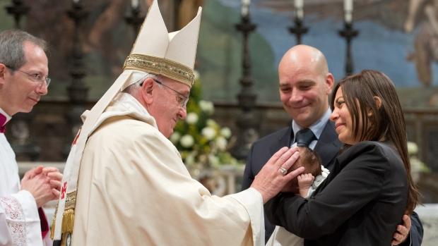 vatican-pope-babies