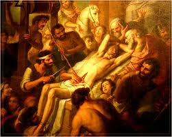 vincent deacon,martyr