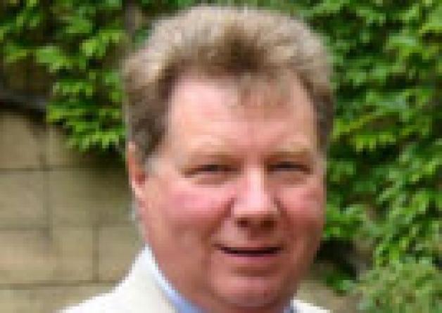 Rev Dr Michael Barry, new Moderator of the Presbyterian Church in Ireland.