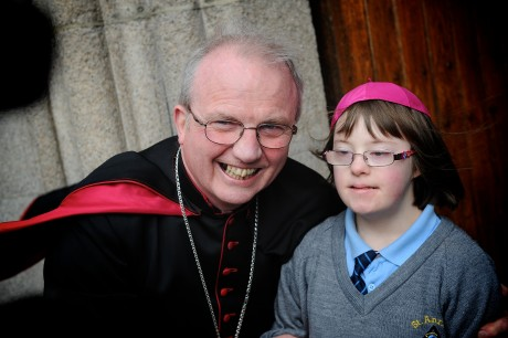 Bishop Donal McKeown. Pic courtesy: Donegal News
