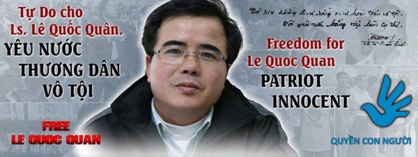 Catholic lawyer, Le Quoc Quan.