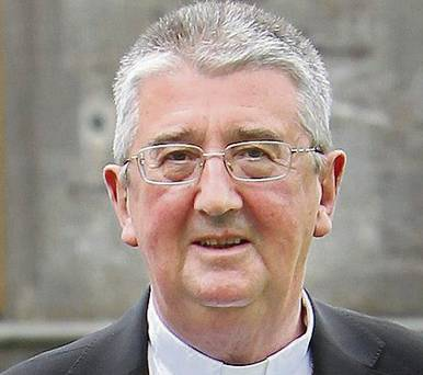 Archbishop Diarmuid Martin of Dublin, Primate of Ireland.