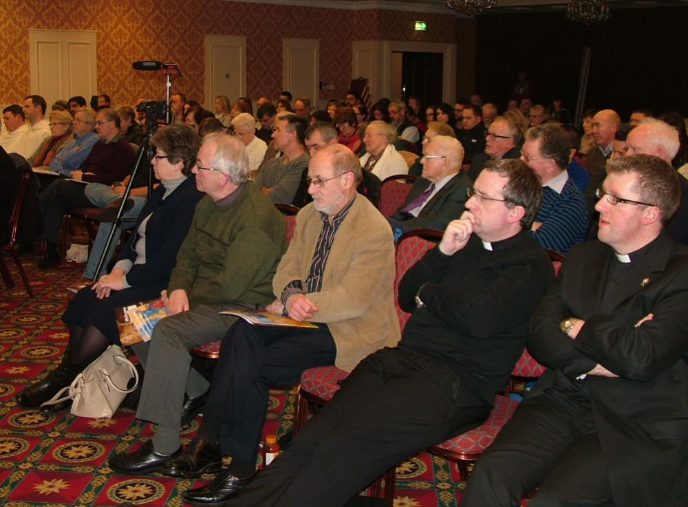 Participants at the Tine Conference, Glenroyal Hotel, Maynooth.