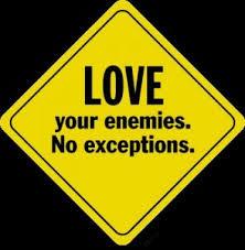 love all enemies