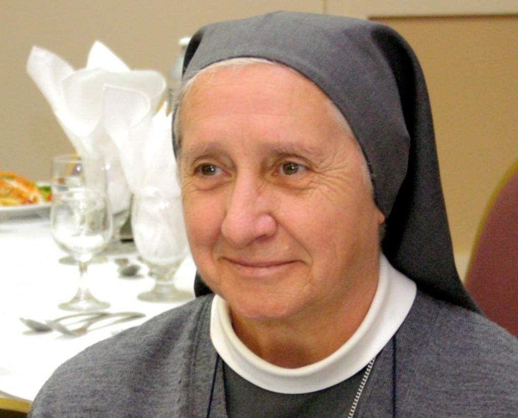 Consolata Sister Eugenia Bonetti. Photo courtesy:  Catholic News Service