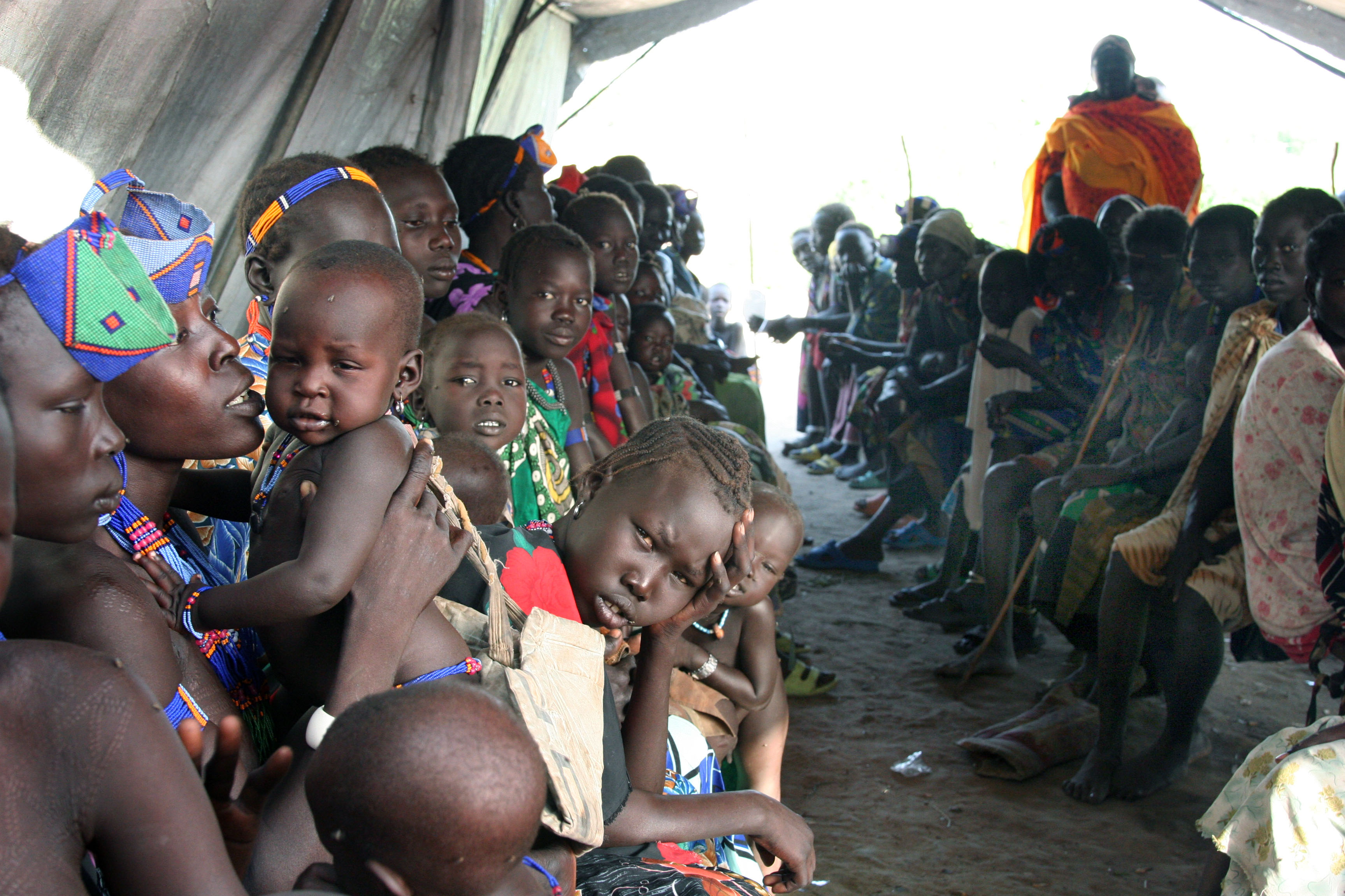 how to help south sudan famine