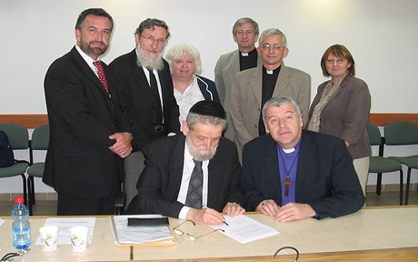 Anglican Jewish Commission of the Chief Rabbinate of Israel and the Office of the Archbishop of Canterbury